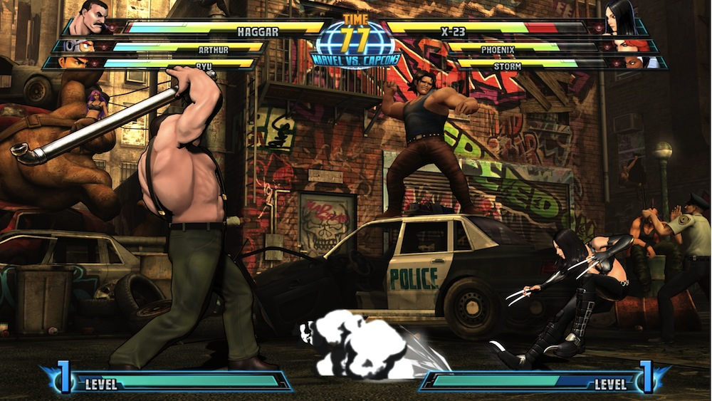 Marvel vs Capcom 3 : Fate of Two Worlds Playstation 3 | 103