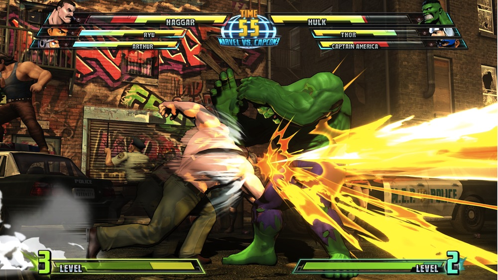 Marvel vs Capcom 3 : Fate of Two Worlds Playstation 3 | 106