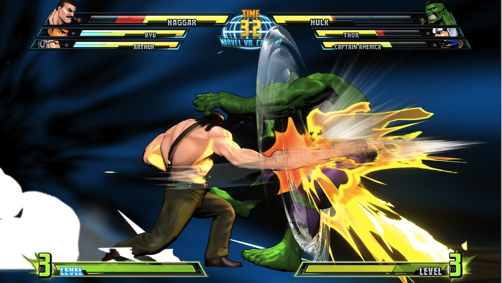 Marvel vs Capcom 3 : Fate of Two Worlds Playstation 3 | 107