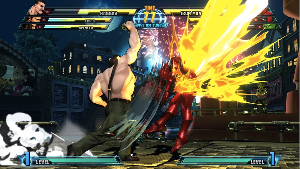 Marvel vs Capcom 3 : Fate of Two Worlds Playstation 3 | 108