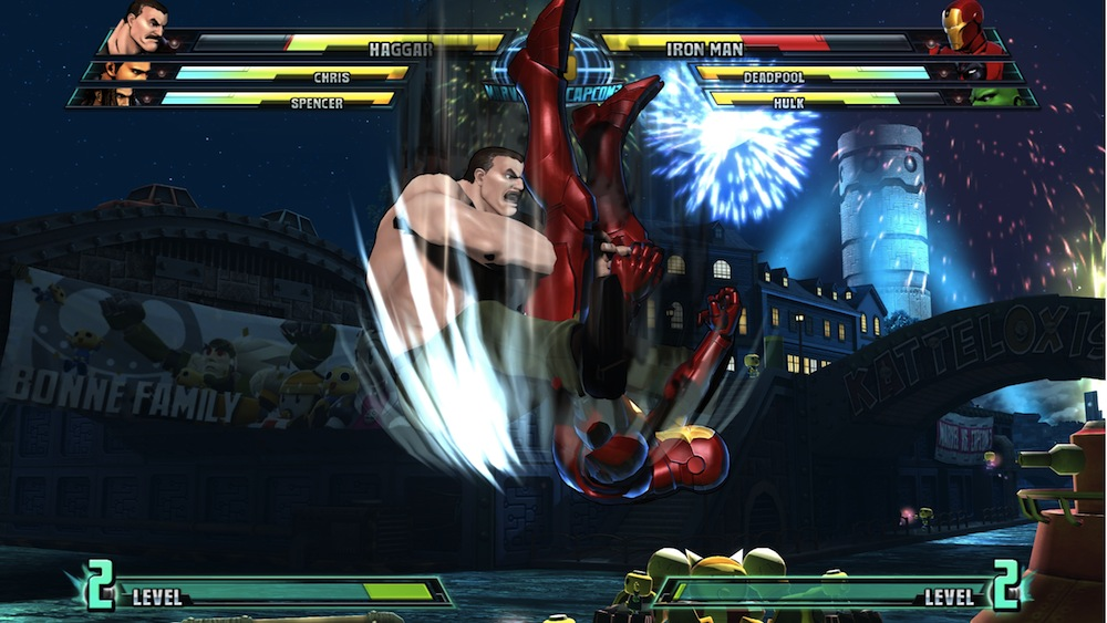 Marvel vs Capcom 3 : Fate of Two Worlds Playstation 3 | 109