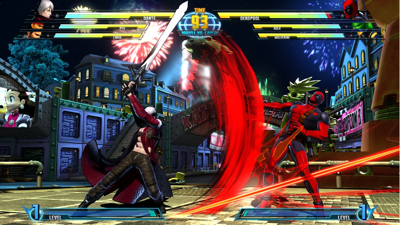 Marvel vs Capcom 3 : Fate of Two Worlds Playstation 3 | 11