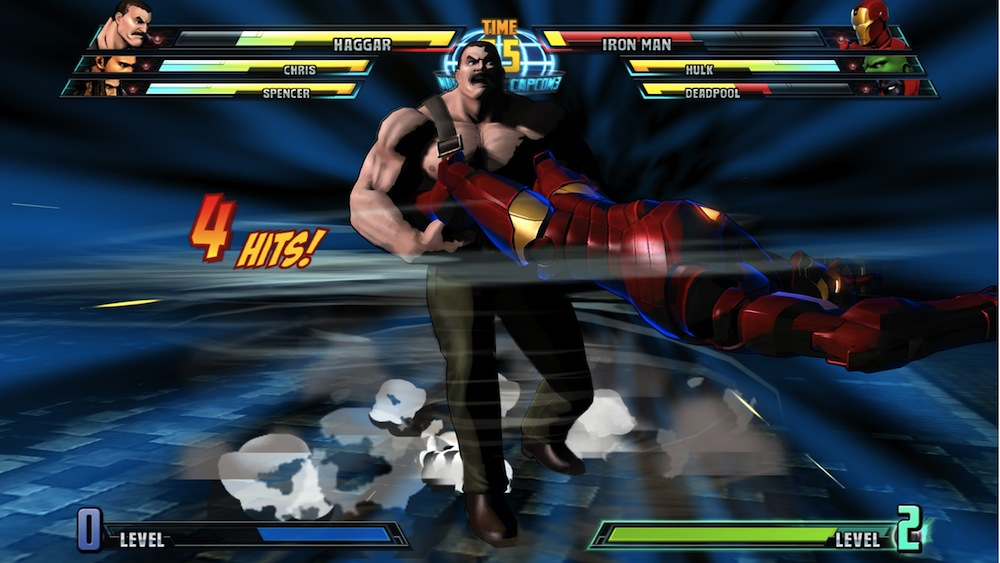 Marvel vs Capcom 3 : Fate of Two Worlds Playstation 3 | 110