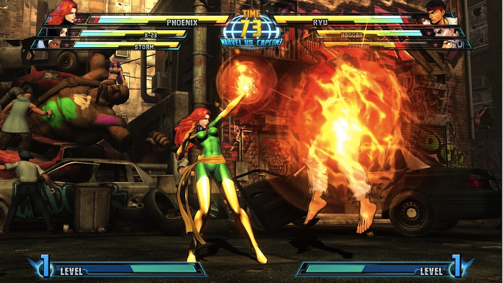 Marvel vs Capcom 3 : Fate of Two Worlds Playstation 3 | 114