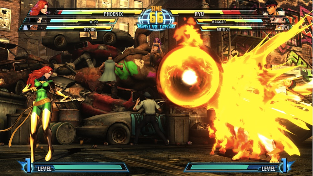 Marvel vs Capcom 3 : Fate of Two Worlds Playstation 3 | 115