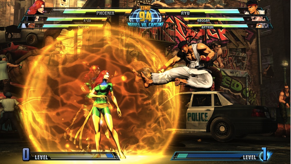 Marvel vs Capcom 3 : Fate of Two Worlds Playstation 3 | 118