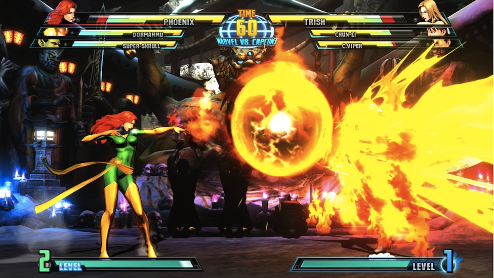 Marvel vs Capcom 3 : Fate of Two Worlds Playstation 3 | 119