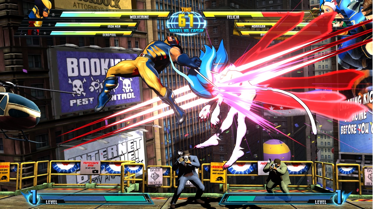 Marvel vs Capcom 3 : Fate of Two Worlds Playstation 3 | 12