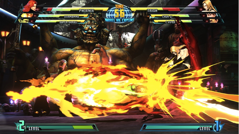 Marvel vs Capcom 3 : Fate of Two Worlds Playstation 3 | 120