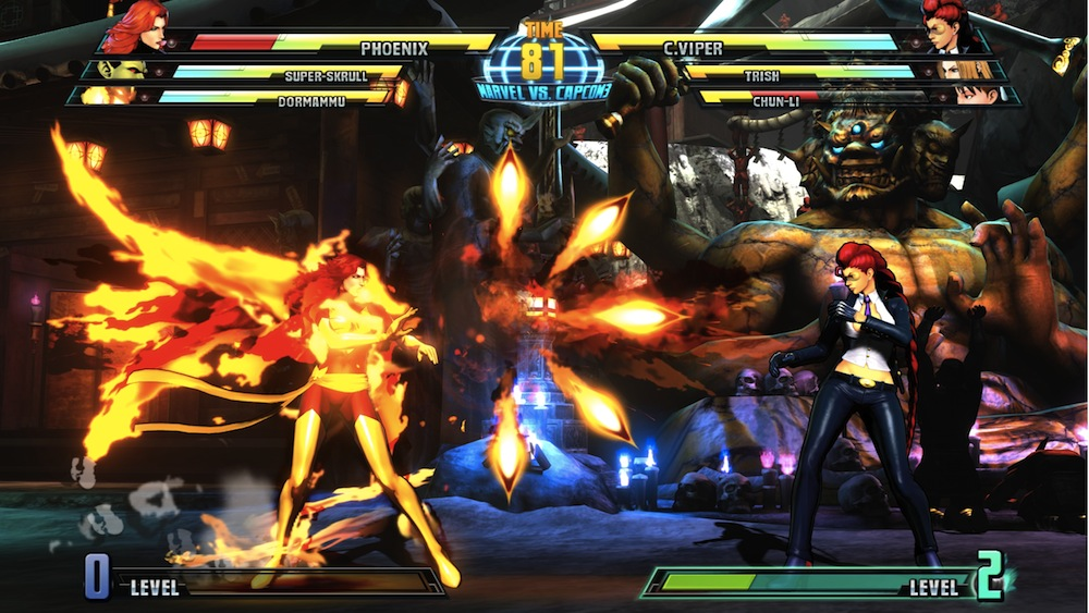 Marvel vs Capcom 3 : Fate of Two Worlds Playstation 3 | 121