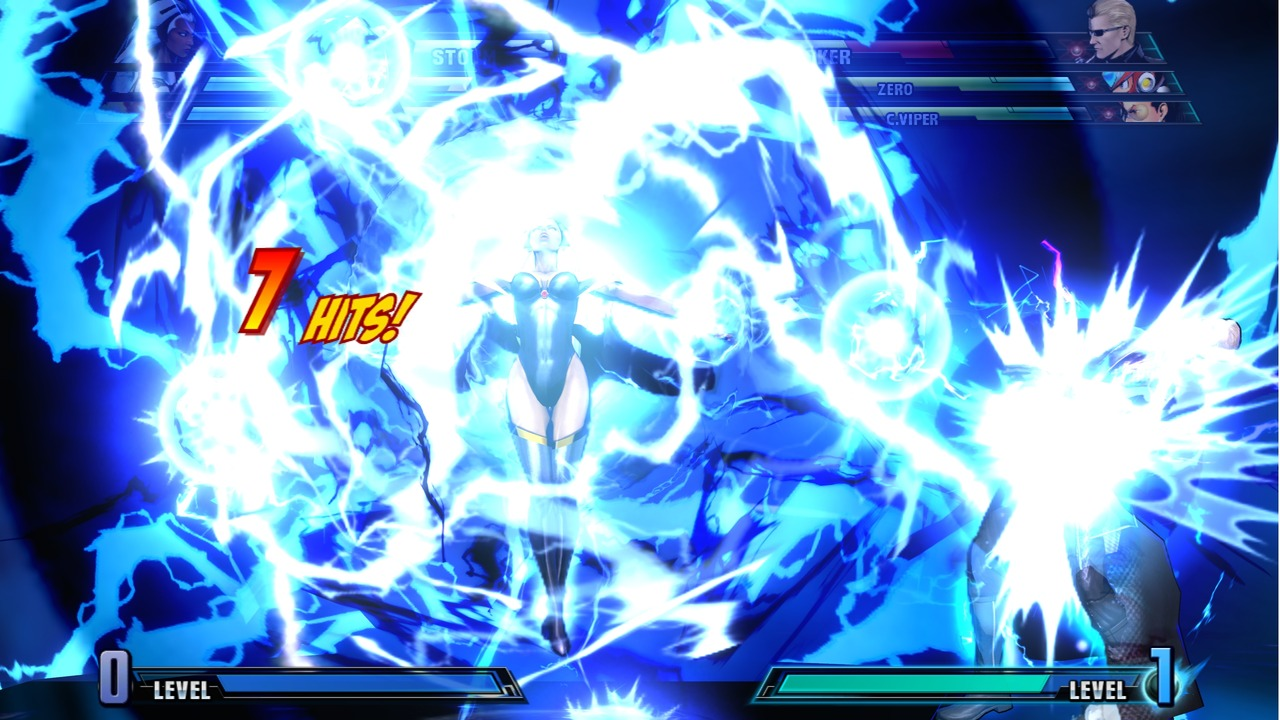 Marvel vs Capcom 3 : Fate of Two Worlds Playstation 3 | 125