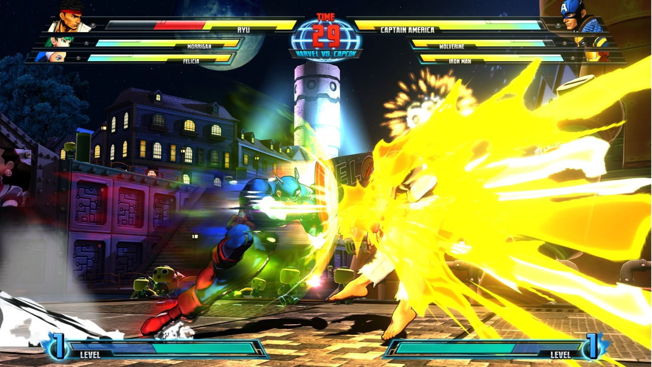 Marvel vs Capcom 3 : Fate of Two Worlds Playstation 3 | 13