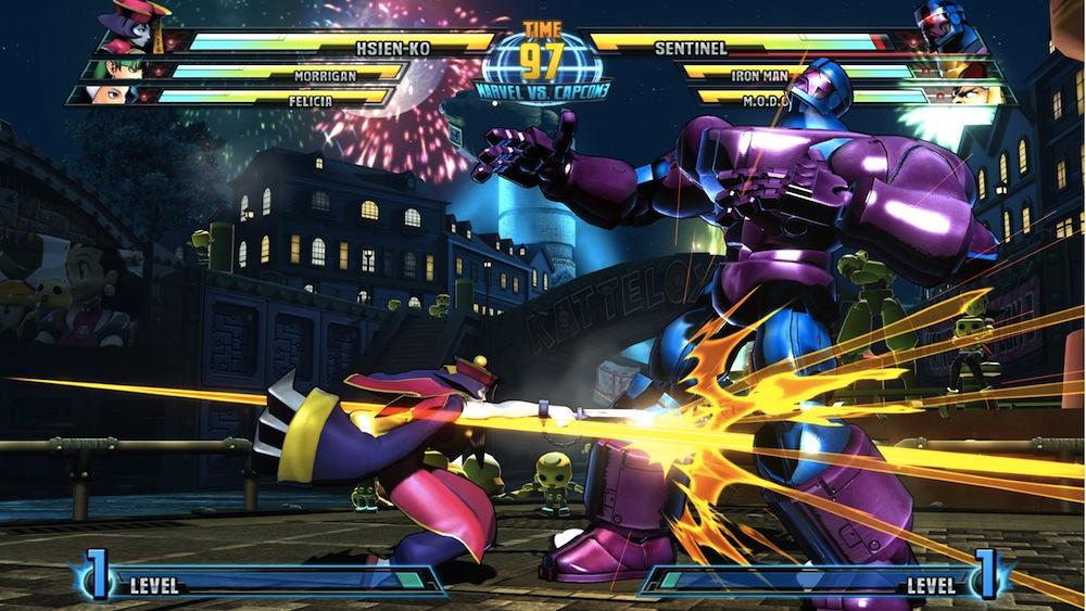 Marvel vs Capcom 3 : Fate of Two Worlds Playstation 3 | 131
