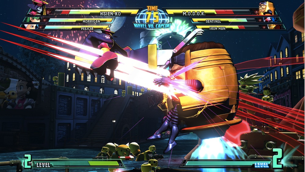 Marvel vs Capcom 3 : Fate of Two Worlds Playstation 3 | 132