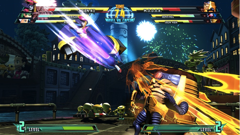 Marvel vs Capcom 3 : Fate of Two Worlds Playstation 3 | 133
