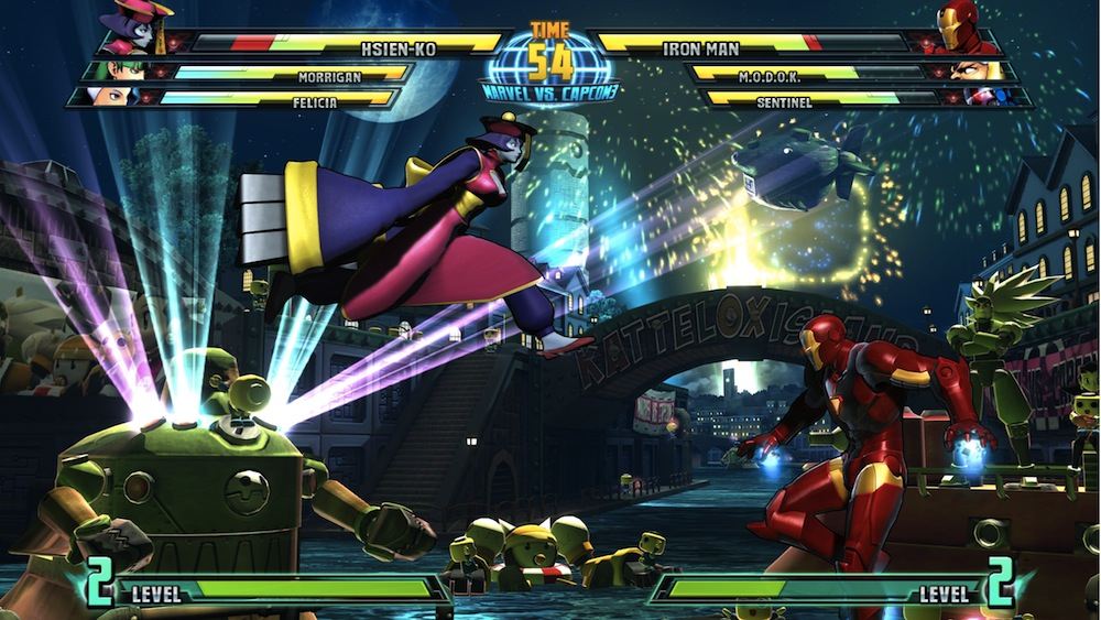 Marvel vs Capcom 3 : Fate of Two Worlds Playstation 3 | 134
