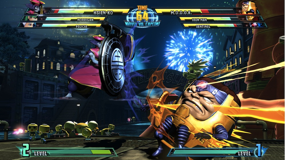 Marvel vs Capcom 3 : Fate of Two Worlds Playstation 3 | 136