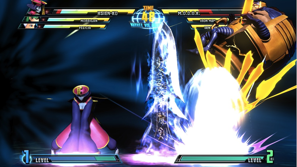Marvel vs Capcom 3 : Fate of Two Worlds Playstation 3 | 137