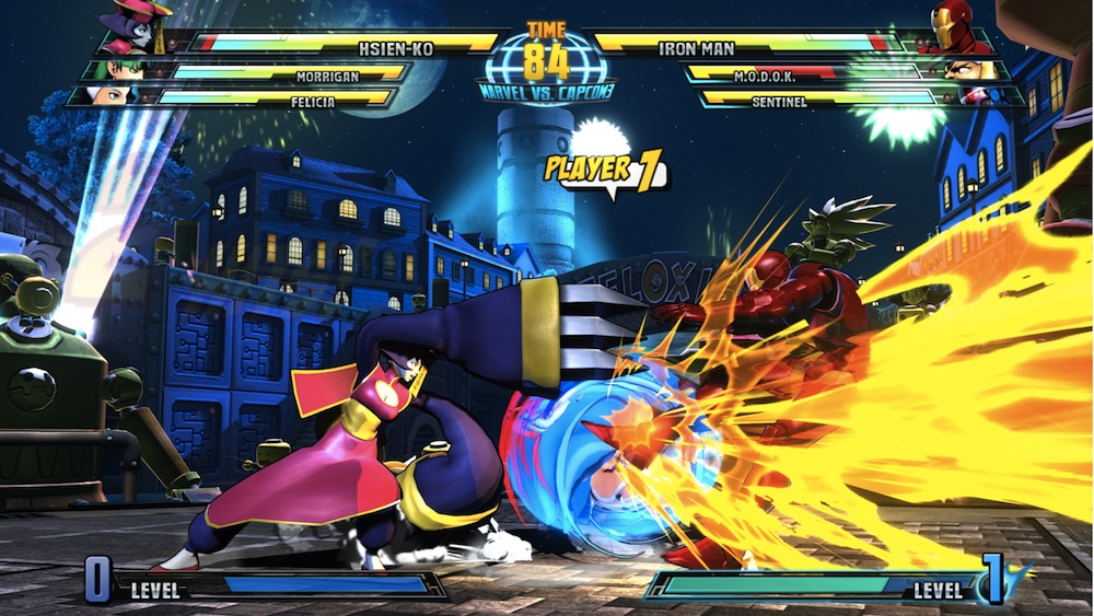 Marvel vs Capcom 3 : Fate of Two Worlds Playstation 3 | 139