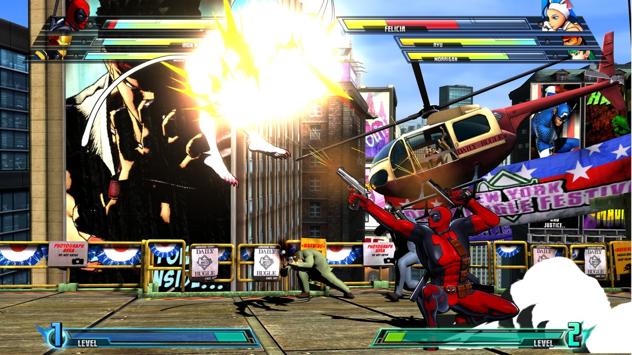 Marvel vs Capcom 3 : Fate of Two Worlds Playstation 3 | 14
