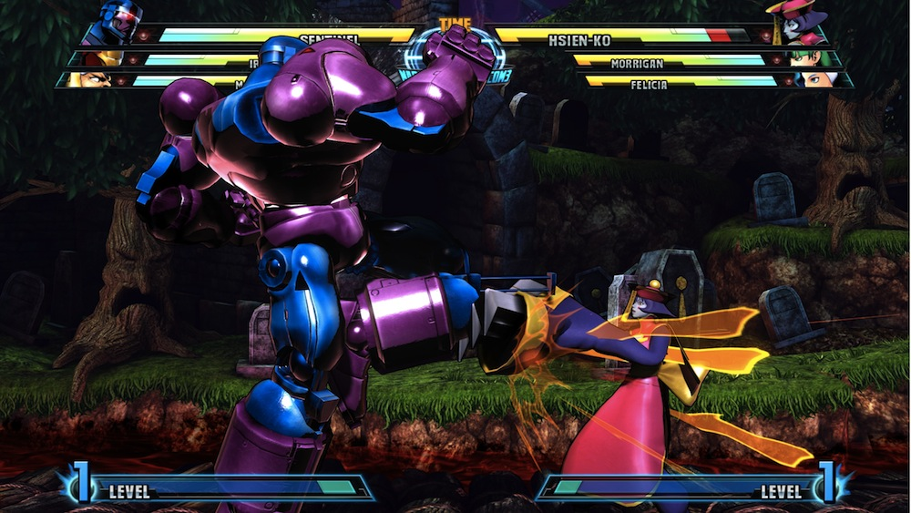 Marvel vs Capcom 3 : Fate of Two Worlds Playstation 3 | 141