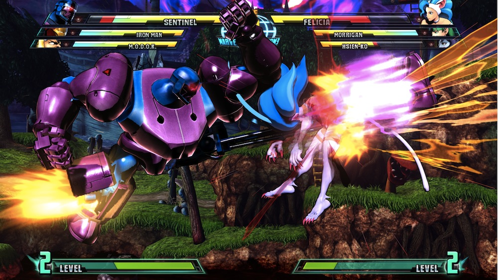 Marvel vs Capcom 3 : Fate of Two Worlds Playstation 3 | 143
