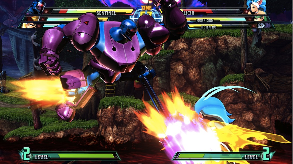 Marvel vs Capcom 3 : Fate of Two Worlds Playstation 3 | 144