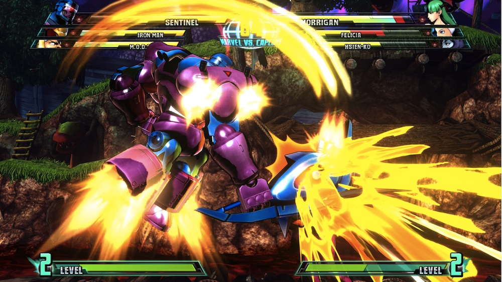 Marvel vs Capcom 3 : Fate of Two Worlds Playstation 3 | 145