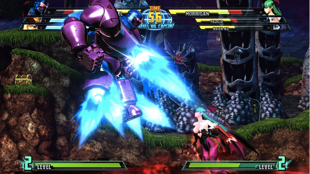 Marvel vs Capcom 3 : Fate of Two Worlds Playstation 3 | 146