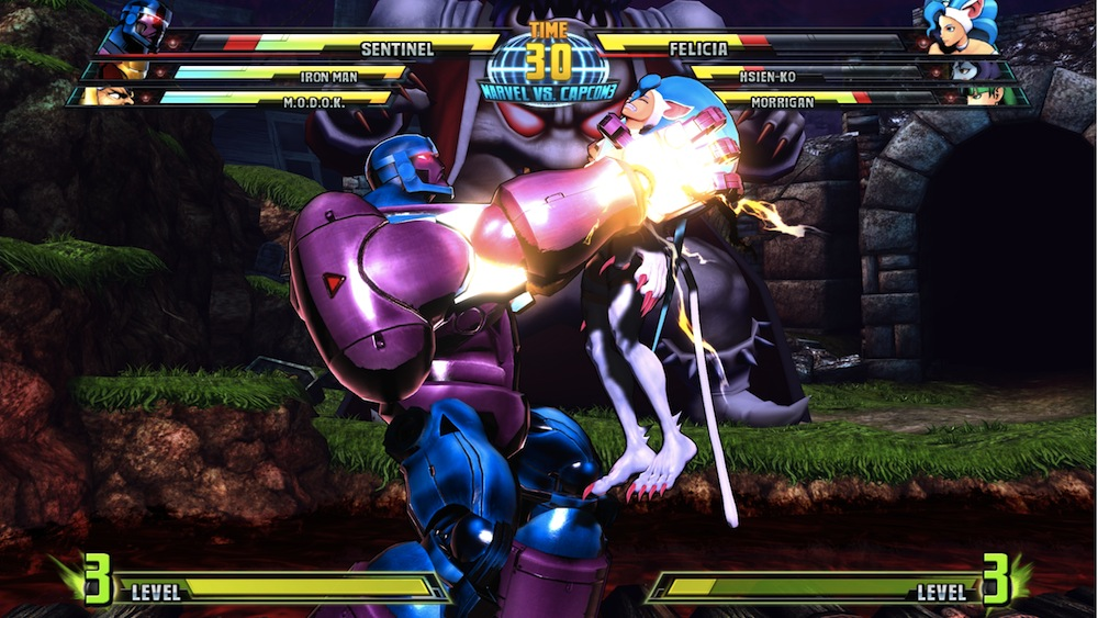 Marvel vs Capcom 3 : Fate of Two Worlds Playstation 3 | 147