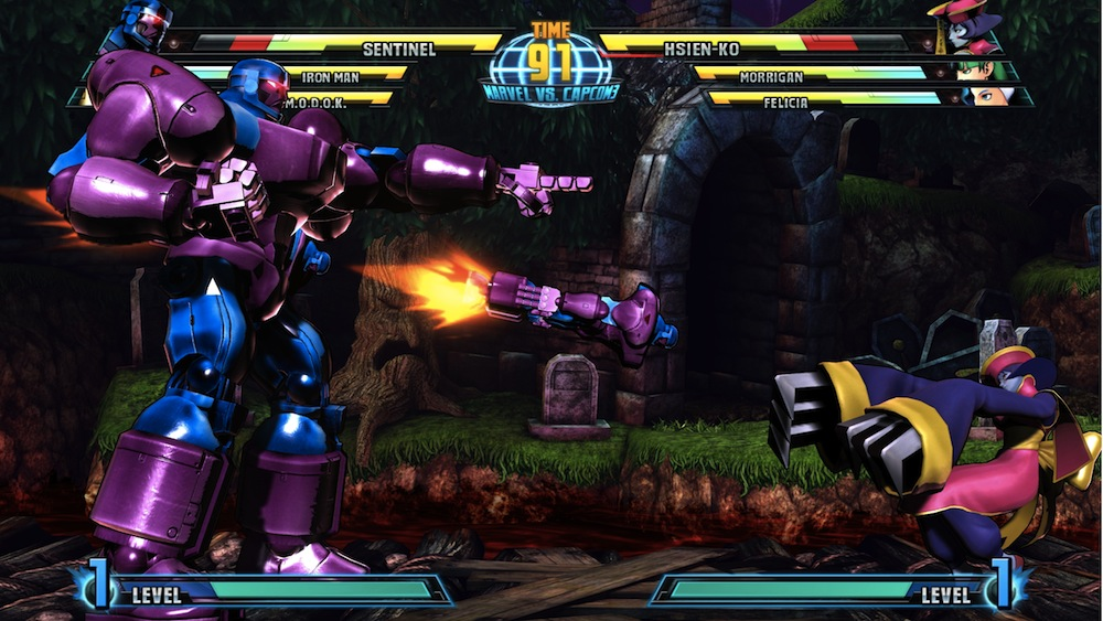 Marvel vs Capcom 3 : Fate of Two Worlds Playstation 3 | 148