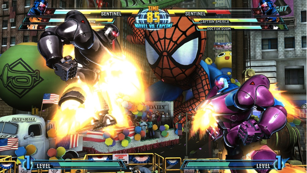 Marvel vs Capcom 3 : Fate of Two Worlds Playstation 3 | 149