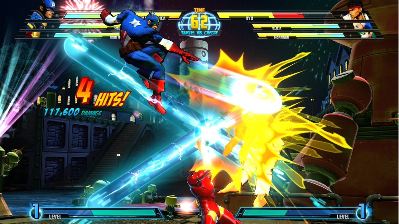 Marvel vs Capcom 3 : Fate of Two Worlds Playstation 3 | 15