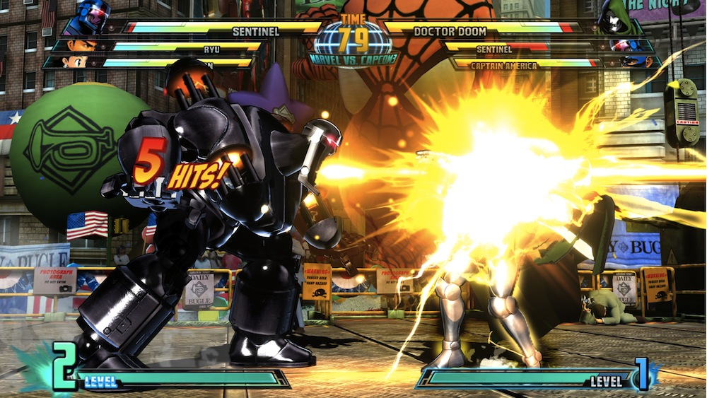 Marvel vs Capcom 3 : Fate of Two Worlds Playstation 3 | 150