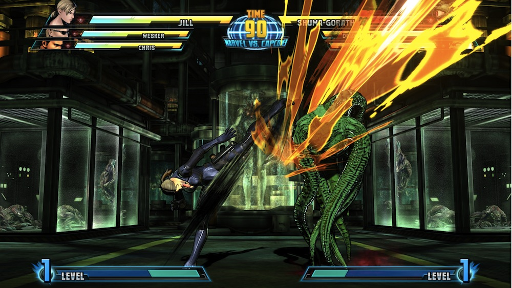 Marvel vs Capcom 3 : Fate of Two Worlds Playstation 3 | 153