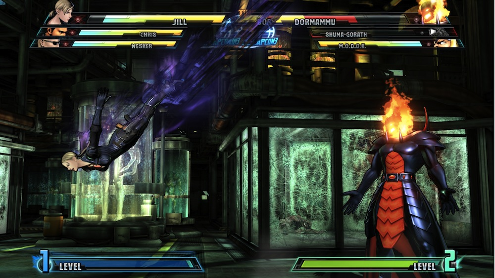 Marvel vs Capcom 3 : Fate of Two Worlds Playstation 3 | 154