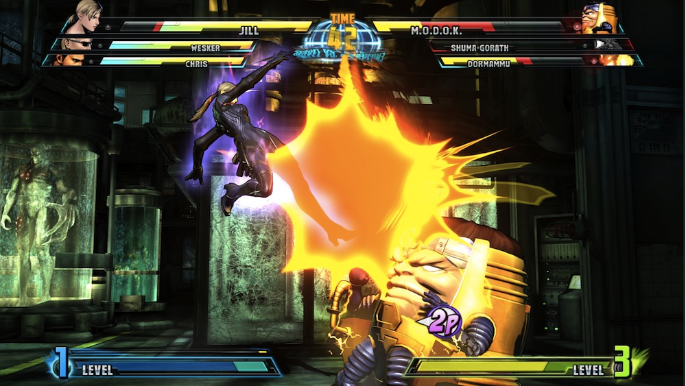 Marvel vs Capcom 3 : Fate of Two Worlds Playstation 3 | 155