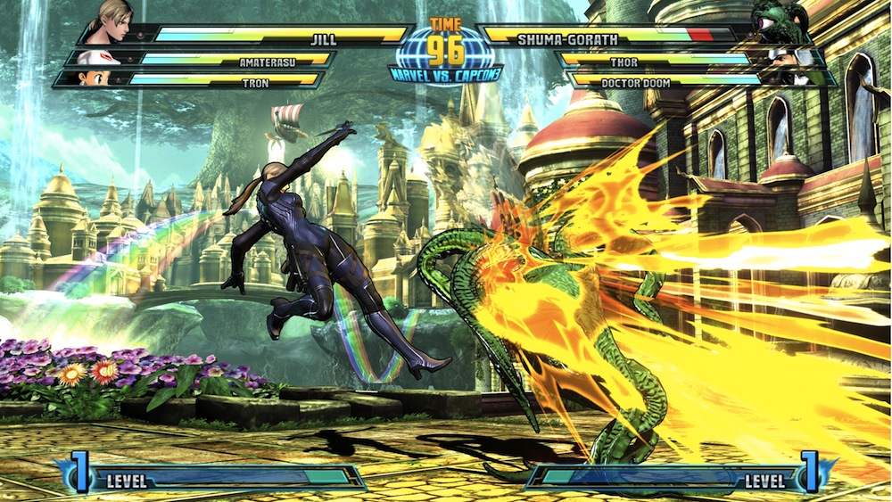 Marvel vs Capcom 3 : Fate of Two Worlds Playstation 3 | 156