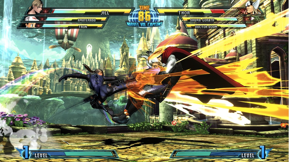 Marvel vs Capcom 3 : Fate of Two Worlds Playstation 3 | 157