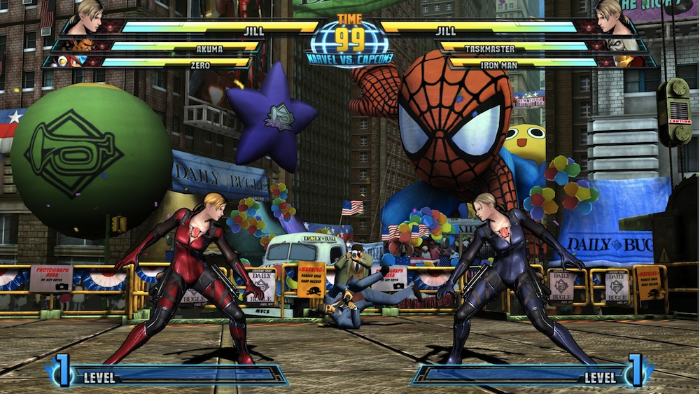 Marvel vs Capcom 3 : Fate of Two Worlds Playstation 3 | 158