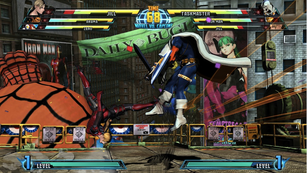Marvel vs Capcom 3 : Fate of Two Worlds Playstation 3 | 159