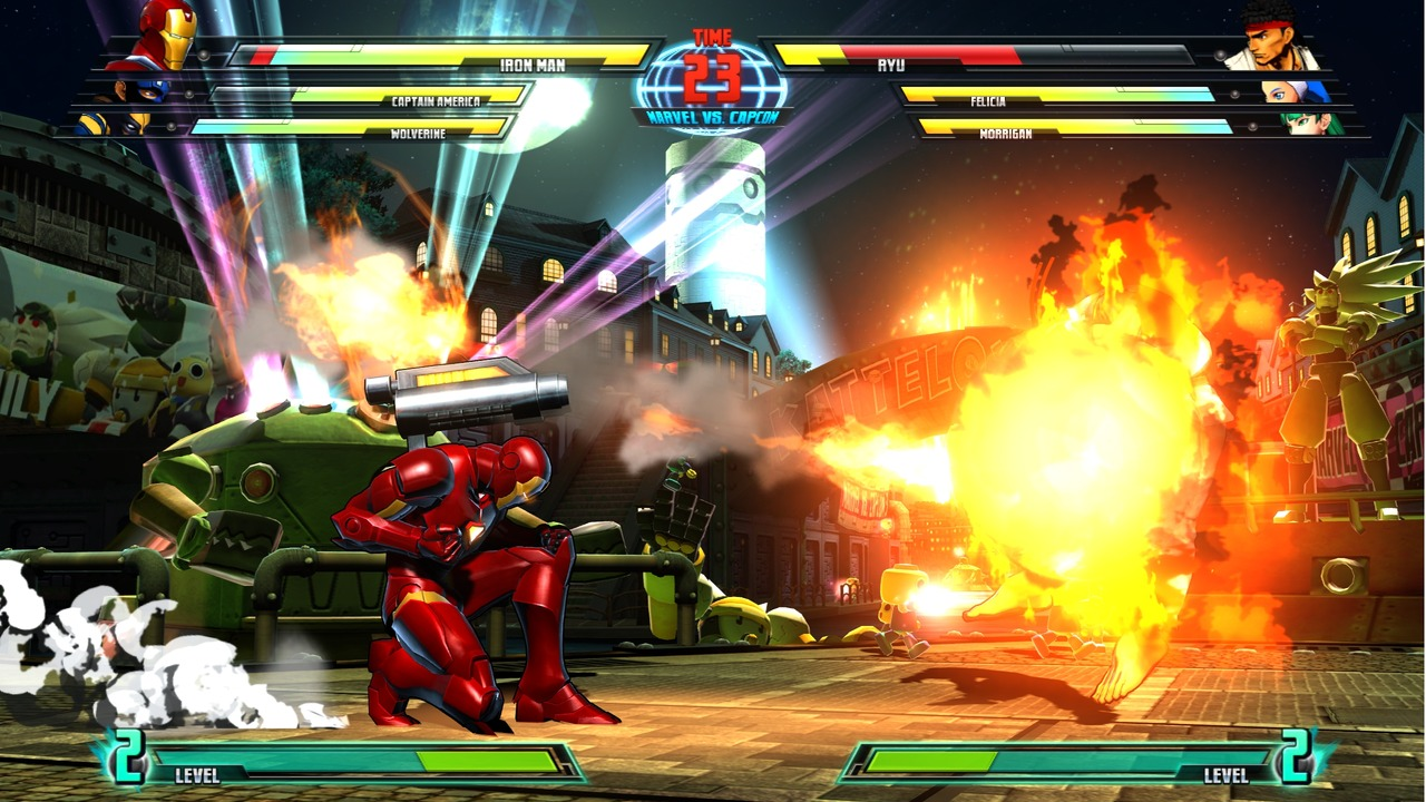 Marvel vs Capcom 3 : Fate of Two Worlds Playstation 3 | 16