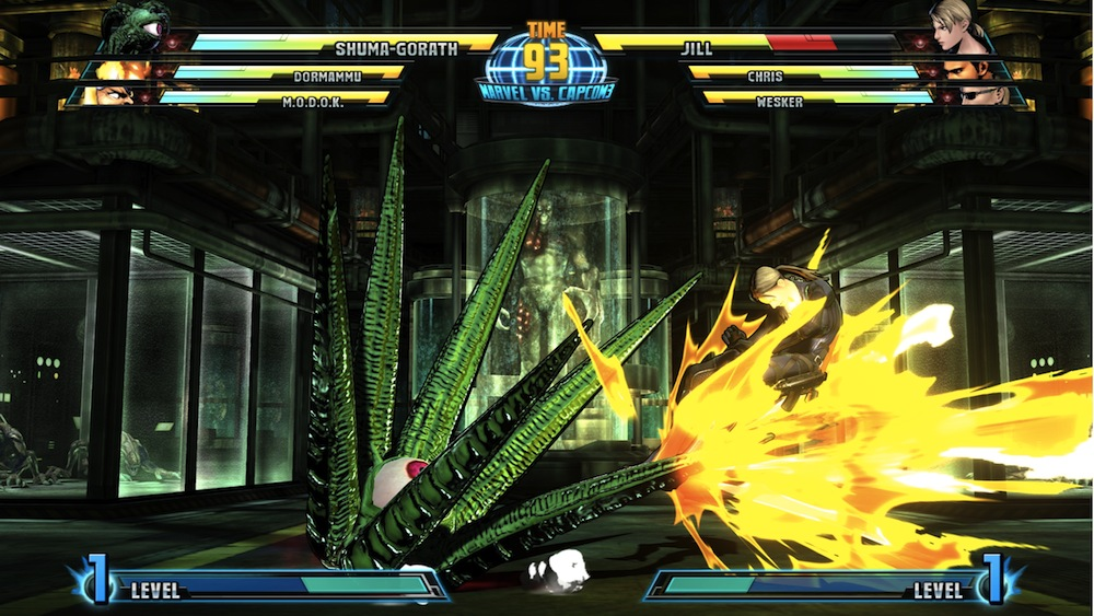 Marvel vs Capcom 3 : Fate of Two Worlds Playstation 3 | 160