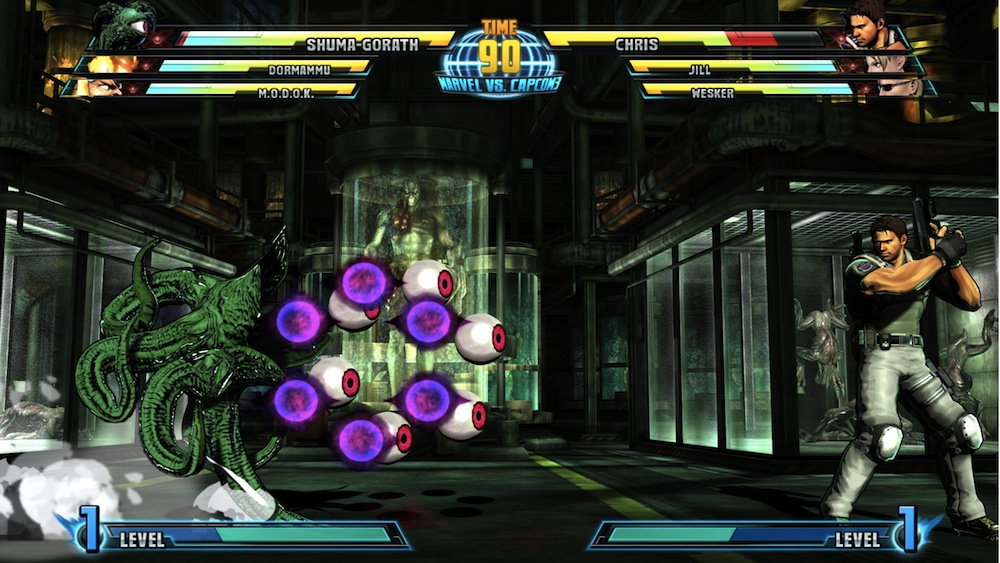 Marvel vs Capcom 3 : Fate of Two Worlds Playstation 3 | 163
