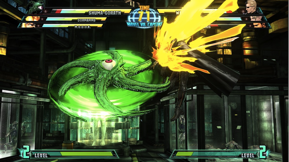 Marvel vs Capcom 3 : Fate of Two Worlds Playstation 3 | 164