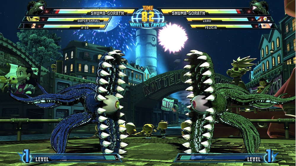 Marvel vs Capcom 3 : Fate of Two Worlds Playstation 3 | 168
