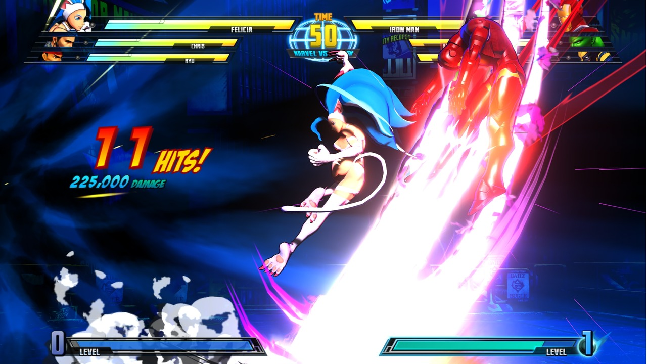 Marvel vs Capcom 3 : Fate of Two Worlds Playstation 3   17