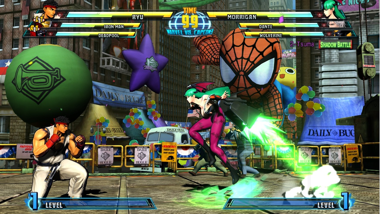 Marvel vs Capcom 3 : Fate of Two Worlds Playstation 3 | 171