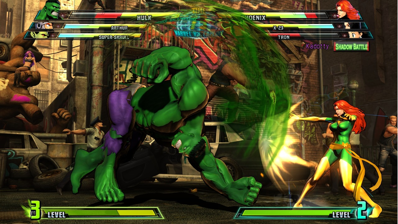 Marvel vs Capcom 3 : Fate of Two Worlds Playstation 3 | 174