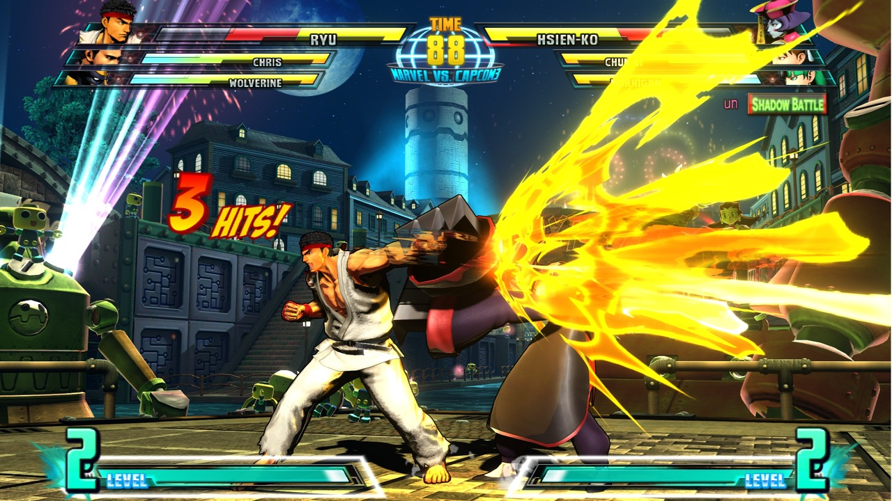 Marvel vs Capcom 3 : Fate of Two Worlds Playstation 3 | 176